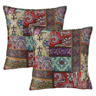 Sherry Kline Pebbledon 20-inch Decorative Throw Pillow (set of 2)