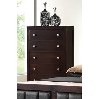 Coaster Company Brown Wood 5-drawer Chest