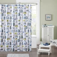 Ink+Ivy Kids Road Trip Multi Shower Curtain