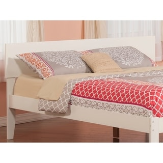 Orlando White Queen-sized Headboard