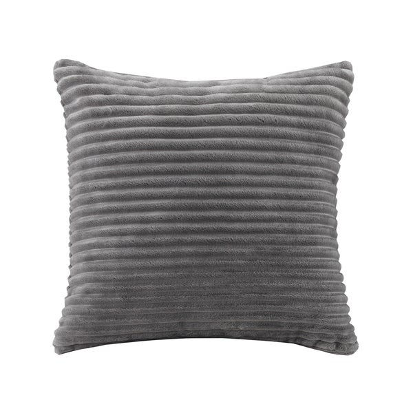 Throw Pillow Options : Premier Comfort Williams Corduroy Plush Square Throw Pillow 4-Color Options - Free Shipping On ...