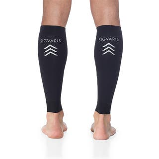 Sigvaris Black Sports Performance Graduated Compression Calf Sleeve|https://ak1.ostkcdn.com/images/products/12512751/P19319407.jpg?impolicy=medium