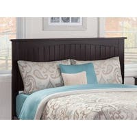 Nantucket King Headboard in Espresso