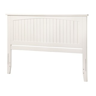 Nantucket Headboard Queen White