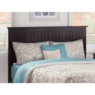 Nantucket Espresso Queen-sized Headboard