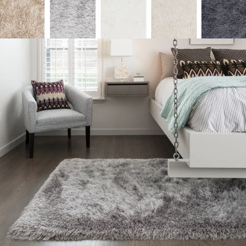 Buy Black, Shag Area Rugs Online at Overstock | Our Best ...