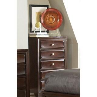Coaster Jaxson Brown Wood 5-drawer Chest