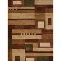 Gallery Tala Multicolor Synthetic Runner Rug (1'11 X 7' 2)