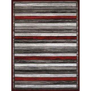 Westfield Home Gallery Dolce Multicolor Polypropylene Runner Rug (1'11 x 7' 2)
