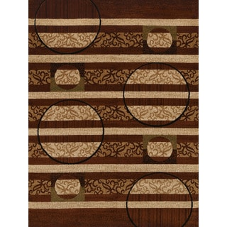 Westfield Home Gallery Collection Tatiana Polypropylene Accent Rug (1'10 x 3')