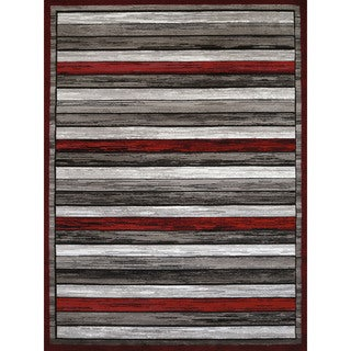 Gallery Dolce Multicolor Polypropylene Accent Rug (1'10 x 3')