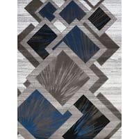 "Gallery Tayah Blue Area Rug - 7'10"" x 10'6"""