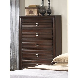 Coaster Home Furnishings Chest, Cappuccino