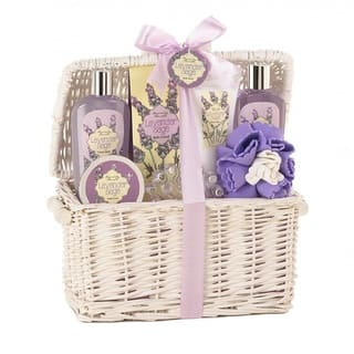Bath and Body Lavender and Sage Scent Gift Basket|https://ak1.ostkcdn.com/images/products/12512898/P19319460.jpg?impolicy=medium