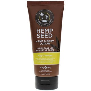 Earthly Body Hemp Seed 1-ounce Hand and Body Lotion
