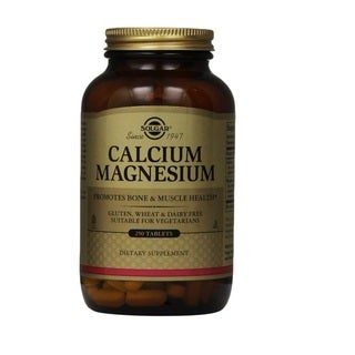 Solgar Calcium Magnesium Tablets (250 Count)