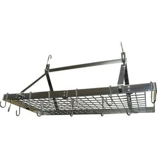 Range Kleen Pot Rack Rectangle Stainless Steel