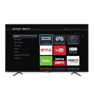 "Sharp N4000U LC-43N4000U 43"" 1080p LED-LCD TV - 16:9 - HDTV 1080p"