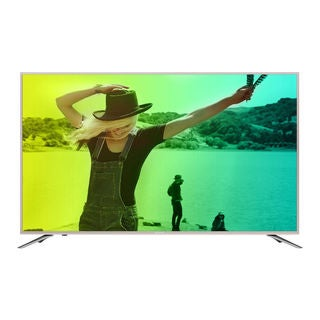 "Sharp AQUOS N7000U LC-43N7000U 43"" 2160p LED-LCD TV - 16:9 - 4K UHDTV - Silver"