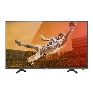"Sharp AQUOS N3000U LC-50N3100U 50"" 1080p LED-LCD TV - 16:9 - HDTV 1080p - Black"