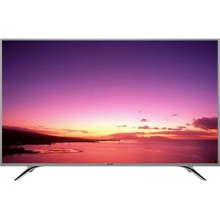 "Sharp AQUOS N7000U LC-50N7000U 50"" 2160p LED-LCD TV - 16:9 - 4K UHDTV - Silver"