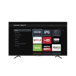 "Sharp N4000U LC-55N4000U 55"" 1080p LED-LCD TV - 16:9 - HDTV 1080p"