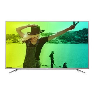 "Sharp AQUOS N7000U LC-65N7000U 65"" 2160p LED-LCD TV - 16:9 - 4K UHDTV - Silver"