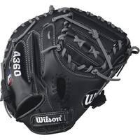 """Wilson A360 32.5"""" Catchers Baseball Glove - Right Hand Throw"""