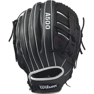 "Wilson A500 12.5"" Baseball Glove - Right Hand Throw"