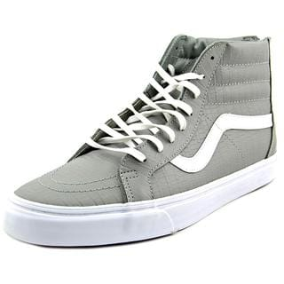 Vans Men's SK8-Hi 46 CA Faux Leather Grey Athletic Shoes