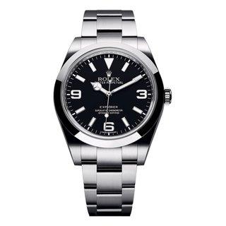 Rolex Men's m214270-0003 Explorer Black Watch