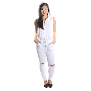 Hadari Women's Sleeveless Jumpsuit