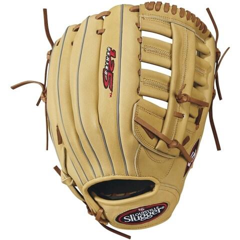 "Louisville Slugger 125 Series 12.5"" Outfield Baseball Glove - Right H"