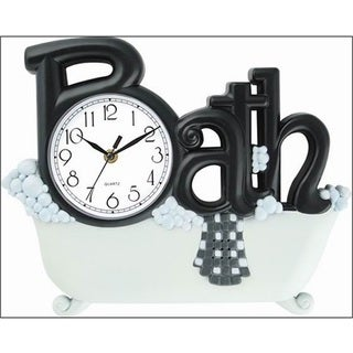 Bath Wall Clock