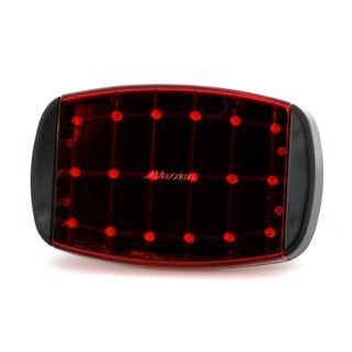 Maxxima Red Plastic 18-LED Emergency Flasher Light