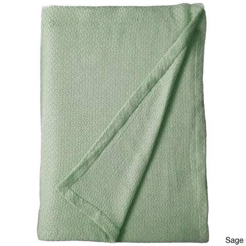 Brielle Cotton Woven Blanket