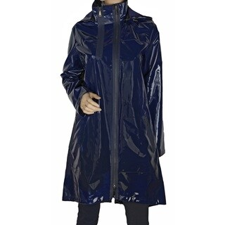 Elie Tahari 'Molly' Navy Blue Trench Coat (2 options available)