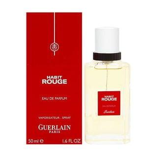 Guerlain Habit Rouge Men's 1.7-ounce Eau de Parfum Spray