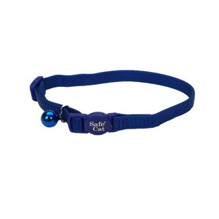 Coastal Pet Products Safe Cat Adjustable Nylon Breakaway Collar