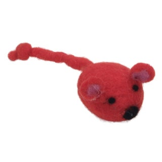 Coastal Pet Rascals 4-inch Handcrafted Wool Cat Toy