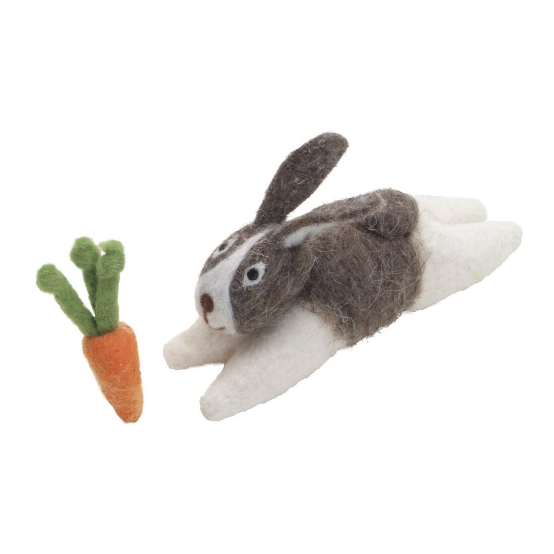 "Coastal Pet Rascals Handcrafted Wool Kicker Cat Toy (7.5""..."