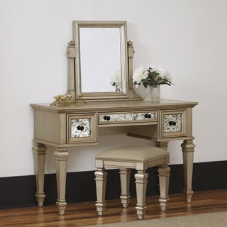 Visions Vanity and Bench by Home Styles
