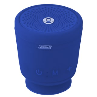 Coleman AktivSounds CBT10TWS True Wireless Stereo Link Waterproof Bluetooth Speaker