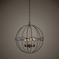 Onduler 4 Light Pendant