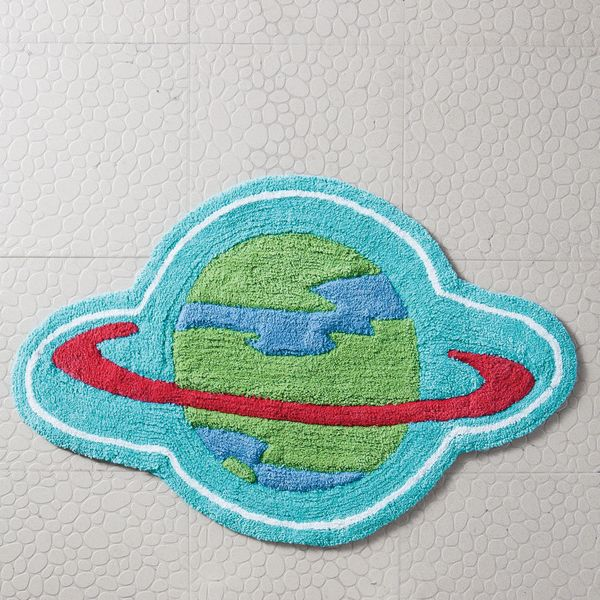 VCNY Out of this World Planet Bath Rug
