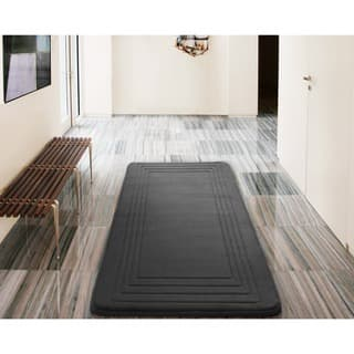 VCNY Hotel Bordered Foam Cushioned Microfiber Bath Rug (24 x 60 inches)|https://ak1.ostkcdn.com/images/products/12514730/P19320962.jpg?impolicy=medium