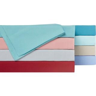 Home Dynamix Chelsea Loft Collection Solid Color Pattern Sheet Set (6 piece set)