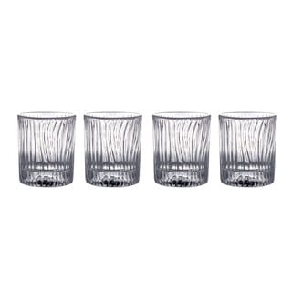 Fitz and Floyd Augusta 8.8-ounce Old-fashioned Glasses (Set of 4)