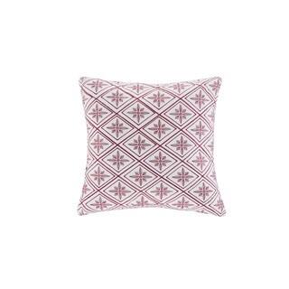 N Natori Cherry Blossom Multi 16-inch Square Pillow