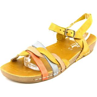 Spring Step Women's 'Causeway' Leather Sandals